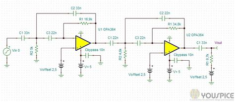 high pass filter dc offset high pass filter javascript 28 images second order low pass filter with zero dc offset