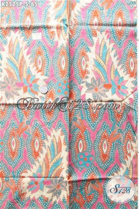 Jual Bahan Kain Printing jual kain batik halus motif keren dan modern proses