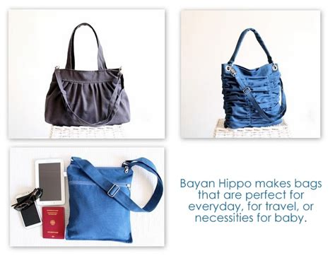 Giveaway Winner Handmade Bag By Bayan Hippo by Bayan Hippo Handmade Bags Purses Giveaway