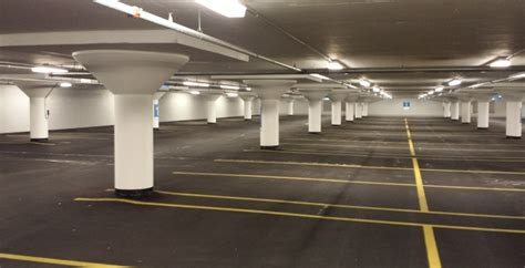 Parking Garages Chicago by Chicago Parking Garage Gets Overdue Waterproofing