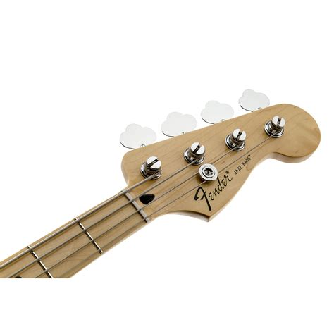 Gitar Bass Fender Jazz Bass 94 fender standard jazzbass mn black 171 electric bass guitar