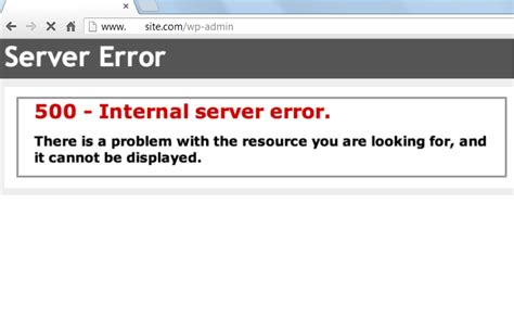 internal server error keygensand blog
