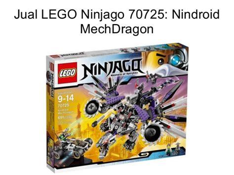 Jual Lego Ninjago by Jual Lego Ninjago 70725 Nindroid Mechdragon