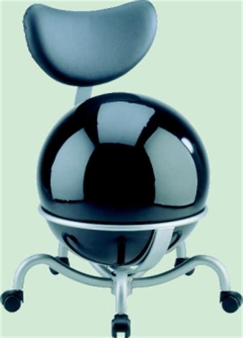 gymnastikball mit gestell pallosit exklusive stuhlalternative