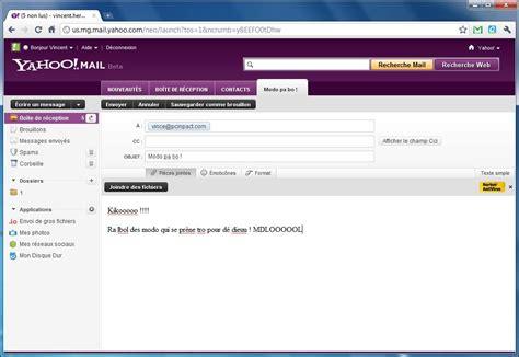 yahoo mail  des problemes hotmail en profite