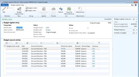 asp net workflow exle budgeting and budget with microsoft dynamics ax 2012