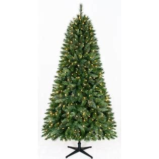 jaclyn smith 7 5ft houston pine shine with kmart