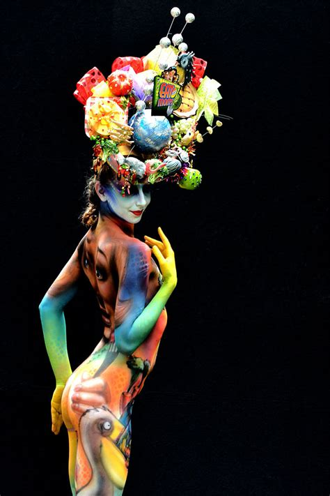 world bodypainting festival austria the 15th world bodypainting festival in austria