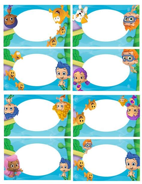 25 best ideas about bubble guppies party on pinterest