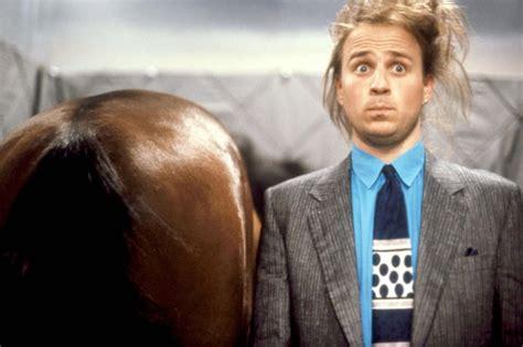 bobcat goldthwait talking horse hot to trot 1988 movie