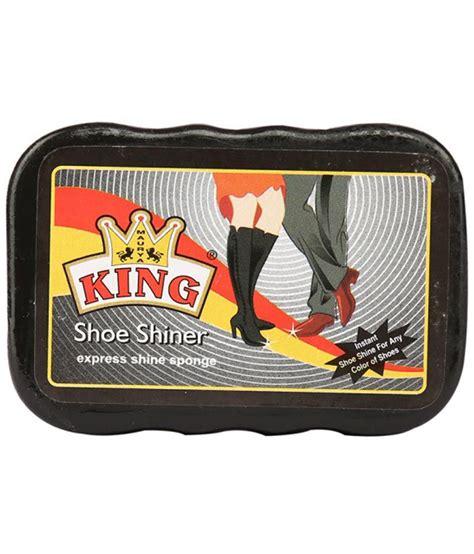 shoe shiner king shoe shiner set of 12 price in india buy king shoe