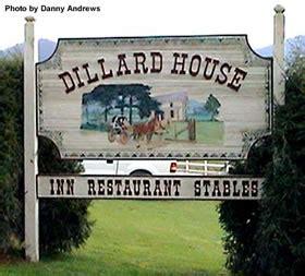 dillard house dillard georgia dillard house inn restaurant and stables