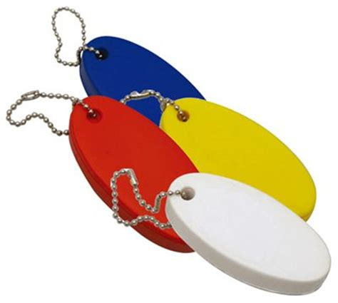 wooden boat keychain floating key rings make excellent promotional keyrings for