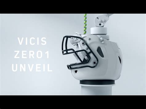vicis zero1 american football helmets could revolutionize vicis zero 1 football helmet the awesomer