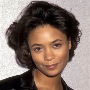 newton hairstyles thandie newton hair