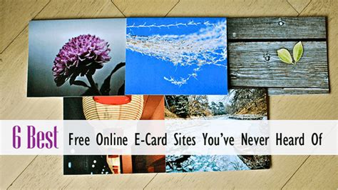Free E Gift Cards Online - 6 best free online e card sites you ve probably never heard of