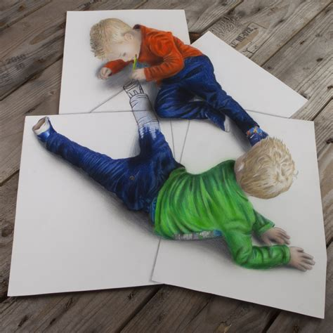 Cool 3d Drawings