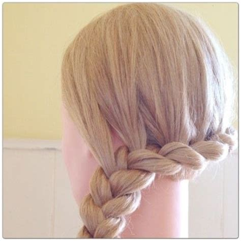how to cut off a bun steps with images how to do a low lace braided bun 183 how to style a braided