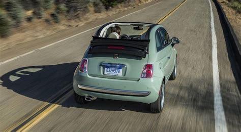 fiat 500 cabrio review fiat 500 cabrio lounge reviews