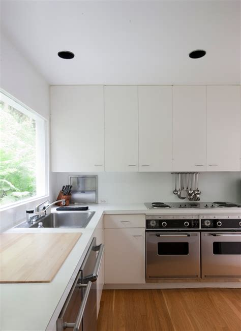Interiors For Kitchen gallery of restoring a classic richard meier s douglas