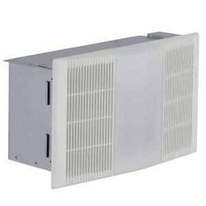 Unidare Bathroom Fan Heater 70 Cfm Ceiling Exhaust Fan With Light And 1300 Watt Heater