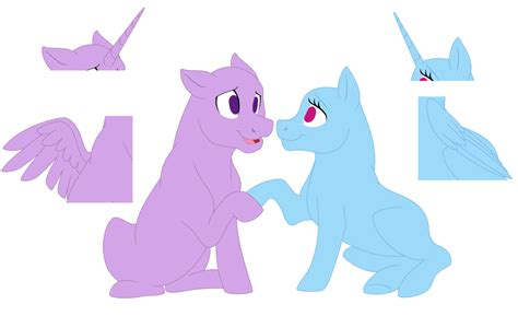 mlp base by shadeila on deviantart mlp couple base by shadeila on deviantart