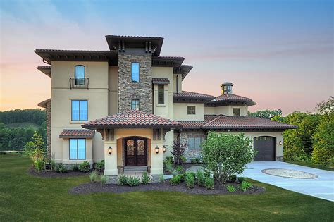 tuscan homes home of the year tuscan dream pittsburgh magazine