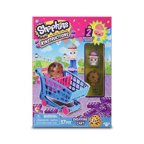 Shopkins Kinstructions Shopping Cart 37330 shopkins kinstructions shopping cart