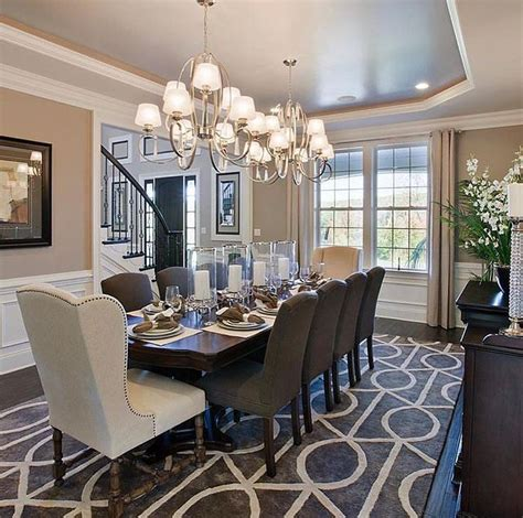 dining room designs with simple and elegant chandilers best 25 chandeliers for dining room ideas on pinterest