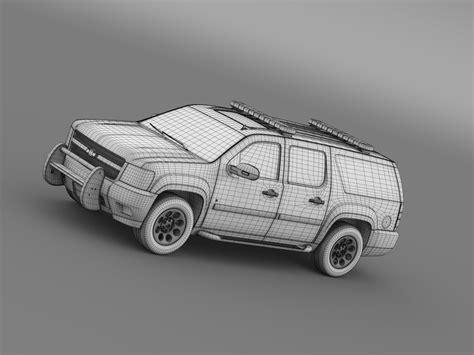 chevrolet suburban models chevrolet suburban z71 3d model vehicles 3d models