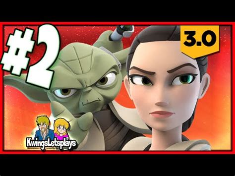 Disney Infinity 30 Boba Fett disney infinity 30 edition walkthrough boba fett vs