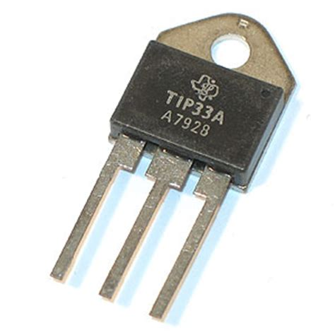 high voltage transistor wiki electronic goldmine tip33a npn high power transistor motorola