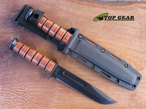 Ka Bar Us Marine Corps Combat Knife With Nylon Sheath