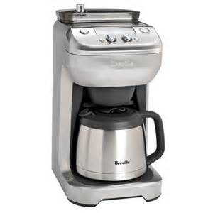 Breville Coffee Maker With Grinder Breville The Grind Coffee Maker Brushed
