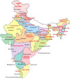 Map Of India Cities by Maps Of India India Map India City Map Detailed Map Of