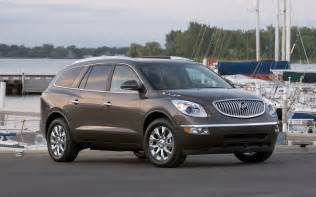 09 Buick Enclave 2011 Buick Enclave Reviews And Rating Motor Trend