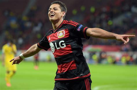 boy   chicharito  scored   club goal