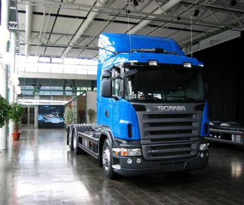scania trucks to launch r500 heavy hauler in india