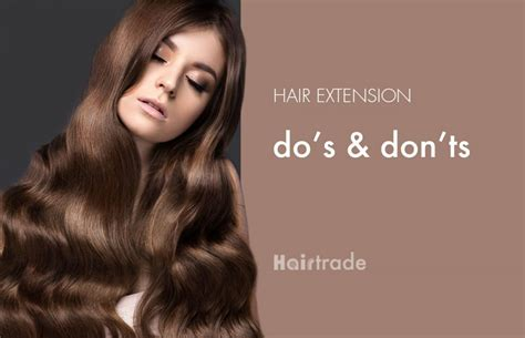 how to hair girl dos and donts of diy hair coloring hair extension do s don ts hairtrade blog
