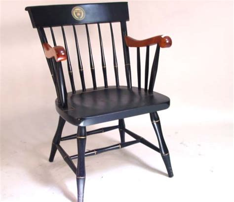 College Chair by Wellesley College Arm Chair