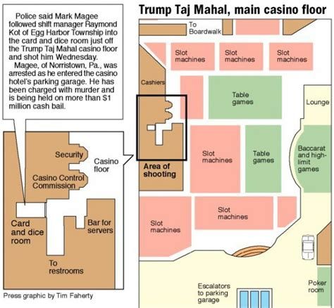 trump taj mahal floor plan murdered taj shift manager was quot targeted quot authorities say