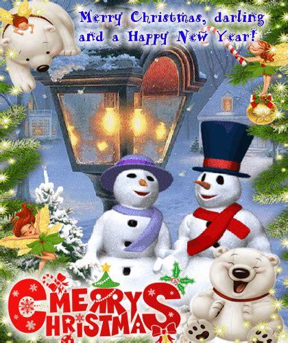 merry christmas ecard   darling  love ecards greeting cards