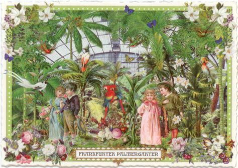 Postkarten Drucken Frankfurt by Tausendsch 214 N Frankfurter Palmengarten Postkarte