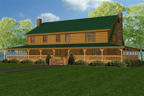 big mountain battle creek log homes
