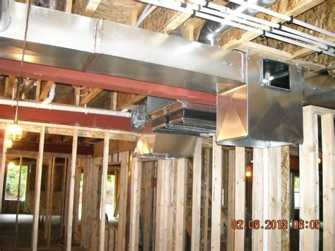 plumbing new construction hvac new construction gallery air mechanical inc