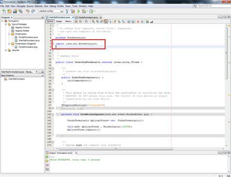 c tutorial with netbeans tutorial crear un formulario de datos en netbeans java
