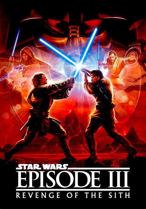 Of The Sith Wars wars episode iii of the sith