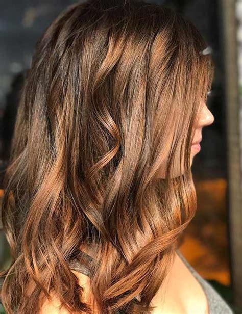bronze brown hair color shades of hair color photos
