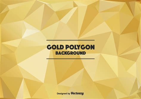 free vector gold background vector art graphics polygonal gold vector background download free vector