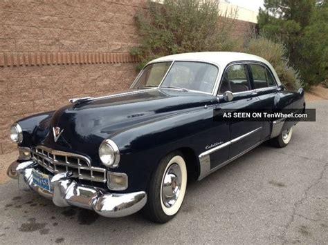 1948 cadillac sedan 1948 cadillac series 62 4 door sedan